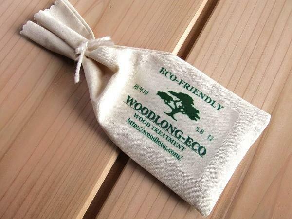 開封すると出てくるちょっと洒落た袋を撮影した写真画像(ムックさん商品画像から引用)