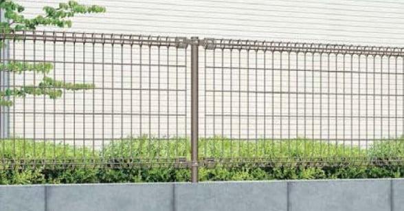 間仕切り型フェンス解説用の写真画像