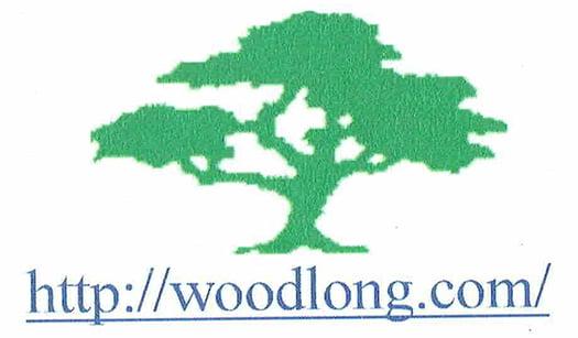 ウッドロングエコの輸入元「http://woodlong.com/」さんのロゴ画像