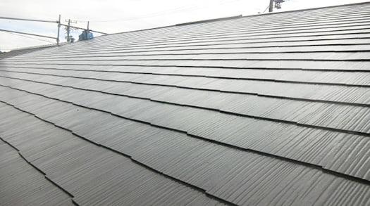スレート屋根のイメージ写真画像