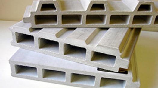 押出成形セメント板の外壁材の写真画像 (アイカテックさんサイトから引用)