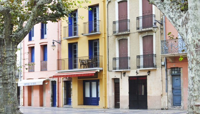 挿絵:フランスのとある賃貸住宅を撮影した写真画像 ※建売で後悔しないための注意点「2条」解説画像8